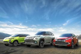 Mitsubishi presentará 3 Concept Cars