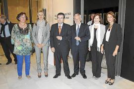 Inauguración Momias Caixaforum.