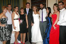 Boda de Carol Esteban y Marcos Lindeck