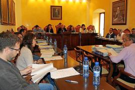 Los partidos aprueban, a excepción del PP, el cambio de calles franquistas