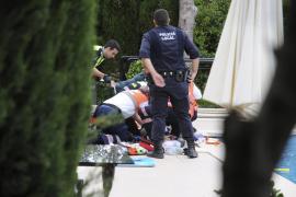 Muere ahogado un niño de cuatro años en una piscina en Santa Ponça
