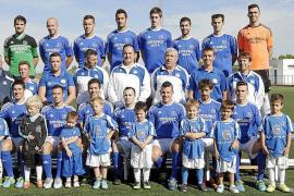 Presentación CF San Rafael 2013-2014