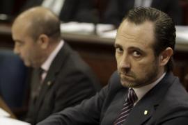 Bauzá será candidato enfrentándose a quien el PSOE «ponga delante»