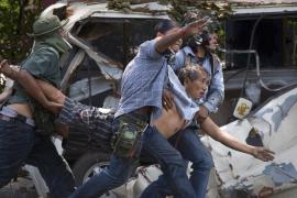 Siete muertos y 90 heridos en una nueva jornada de violencia en Bangkok