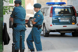 Detenido un falso guardia civil que pidió 6.000 euros a una anciana de Inca para liberar a su hijo