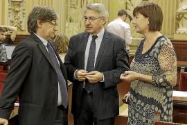 El PSIB elude el debate sobre el derecho a decidir y el PP le acusa de ir a la deriva
