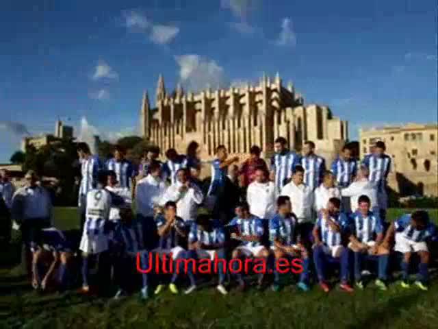 El Atlètic Balears se adentra en el corazón de Ciutat