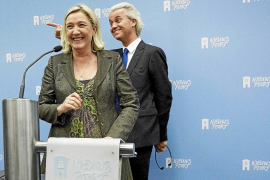 La ultraderecha sella una alianza para las elecciones al Parlamento europeo