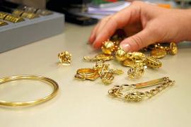 El Govern reclama a las tiendas de oro el impuesto de transmisiones patrimoniales