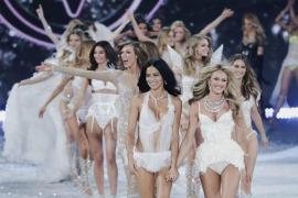 Desfile de Victoria's Secret en Nueva York