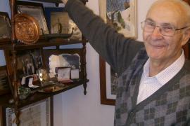 Muere en Menorca el exportero del Real Madrid Nito Bagur