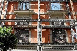 Fiebre por abrir hoteles en el casco antiguo de Palma