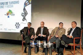 Expertos debaten sobre el sector audiovisual como generador de turismo