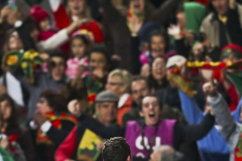 Ronaldo le gana el duelo a Ibrahimovic y acerca a Portugal al Mundial