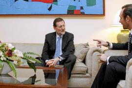 Bauzá ya ha pedido a Rajoy 3.306 millones de rescate financiero para pagar deudas