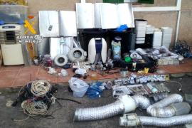 Cinco detenidos por extorsionar en Artà a un comprador de droga que no pudo pagar
