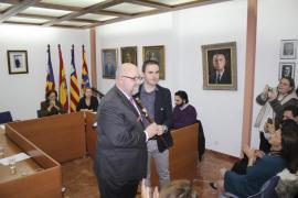Xisco Martorell , nuevo alcalde de Santa Eugènia: «Seguiremos la misma política»