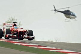 Alonso: «El objetivo es acabar delante de Mercedes en el Mundial de constructores»