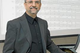 PALMA. MUSICA. MIGUEL A. ROIG FRANCOLI , COMPOSITOR IBICENCO.