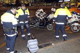La policía atribuye más de 2.500 robos a un menor de Palma que acaba de cumplir 14 años