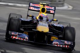 Webber y Kubica en primera línea y Alonso saldrá desde la calle de talleres