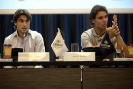 Nadal espera mostrar «un gran tenis» en el partido que jugará este lunes en Lima