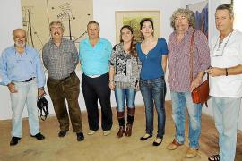 Exposición colectiva en Son Bordils