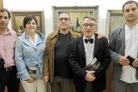 Exposición en homenaje a Josep Vives Campomar en Pollença