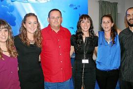 Cena solidaria en Palma Aquarium a beneficio de AMES