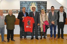El RCD Mallorca, con Sóller, La Unión y Amistades Peligrosas