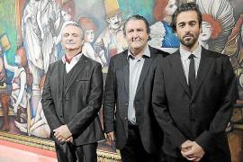 Velada de arte y música con Carlos Prieto y Biel Duran en Bodegas Macià Batle