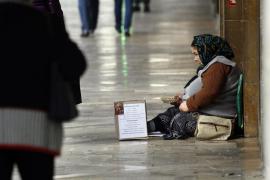 El PSIB pide retirar la prostitución y la mendicidad de la ordenanza sobre convivencia de Cort