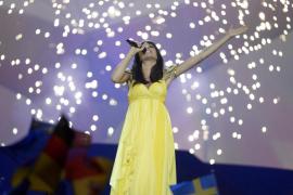 El Sueño de Morfeo cantó 'Contigo hasta el final' en el 58 Festival de la canción de Eurovisión.