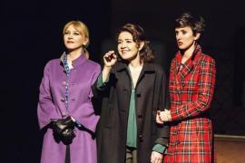 Amparo Larrañaga, María Pujalte y Marina San José son 'Hermanas'