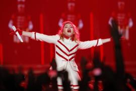 Madonna continúa encabezando la lista de artistas mejor pagados