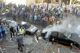 Al menos 23 muertos en un atentado contra la embajada de Irán en Beirut