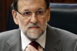 Rajoy da las «gracias a los españoles» por sus esfuerzos
