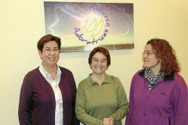 Las Adoratrices cumplen cien años de servicio a las mujeres sin recursos