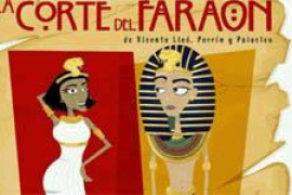 'La corte del faraón', una divertida zarzuela