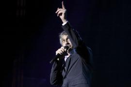 Sergio Dalma termina en Palma la gira 'Cadore 33'