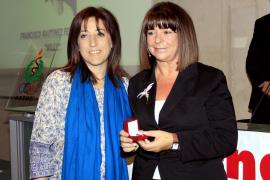El Consell reconoce la labor de Ana Huertas