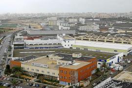 La edificabilidad de los polígonos industriales se reduce a la del 98