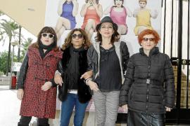 'Más sofocos' reivindica que «la mujer aún siente y ama» pasados los 50