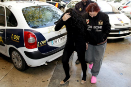 Prisión provisional sin fianza para 4 de los detenidos en el operativo antidroga de Son Banya