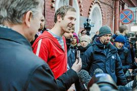 El Tribunal del Mar ordena a Rusia liberar a los activistas de Greenpeace