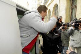'El Ove' y otros tres detenidos tras la redada en Son Banya ingresan en prisión