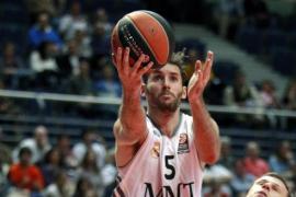 Madrid, Barcelona y Baskonia ganan y convencen en la Euroliga