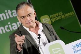 González Pons dice que el PP es un partido  de dirigentes «tan honrados como todos»