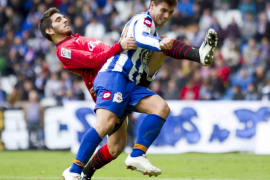 Sufrida victoria del Mallorca ante el Alavés (2-1)