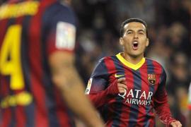El Barça resuelve con dos penaltis y dos contras